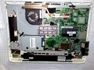 ET1602 Mainboard nackich