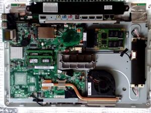 SSD eingebaut